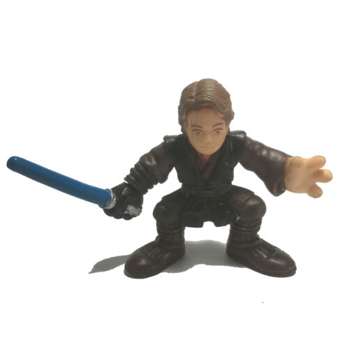 "Star Wars Playskool Galactic Heroes ANAKIN SKYWALKER 2/"" figure collection toy"