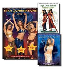Sadie & Kaya New Release DVD Set - How to Belly Dance