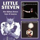 Men Without Women/Voice of America [Slipcase] by Little Steven/Little Steven & the Disciples of Soul (CD, Dec-2005, 2 Discs, Beat Goes On)