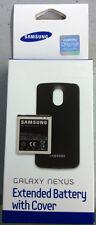 3.7 V Li-Ion Samsung Extended Battery & Cover Door Verizon Galaxy Nexus 2100 mAh