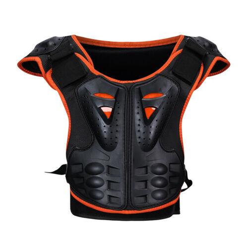 Kinder Körperschutz Wirbelsäule Brustschutz Rückenprotektor Geschenk Für Bike