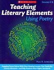 Teaching Literary Elements Using Poetry by Paul B Janeczko (Paperback / softback, 2014)