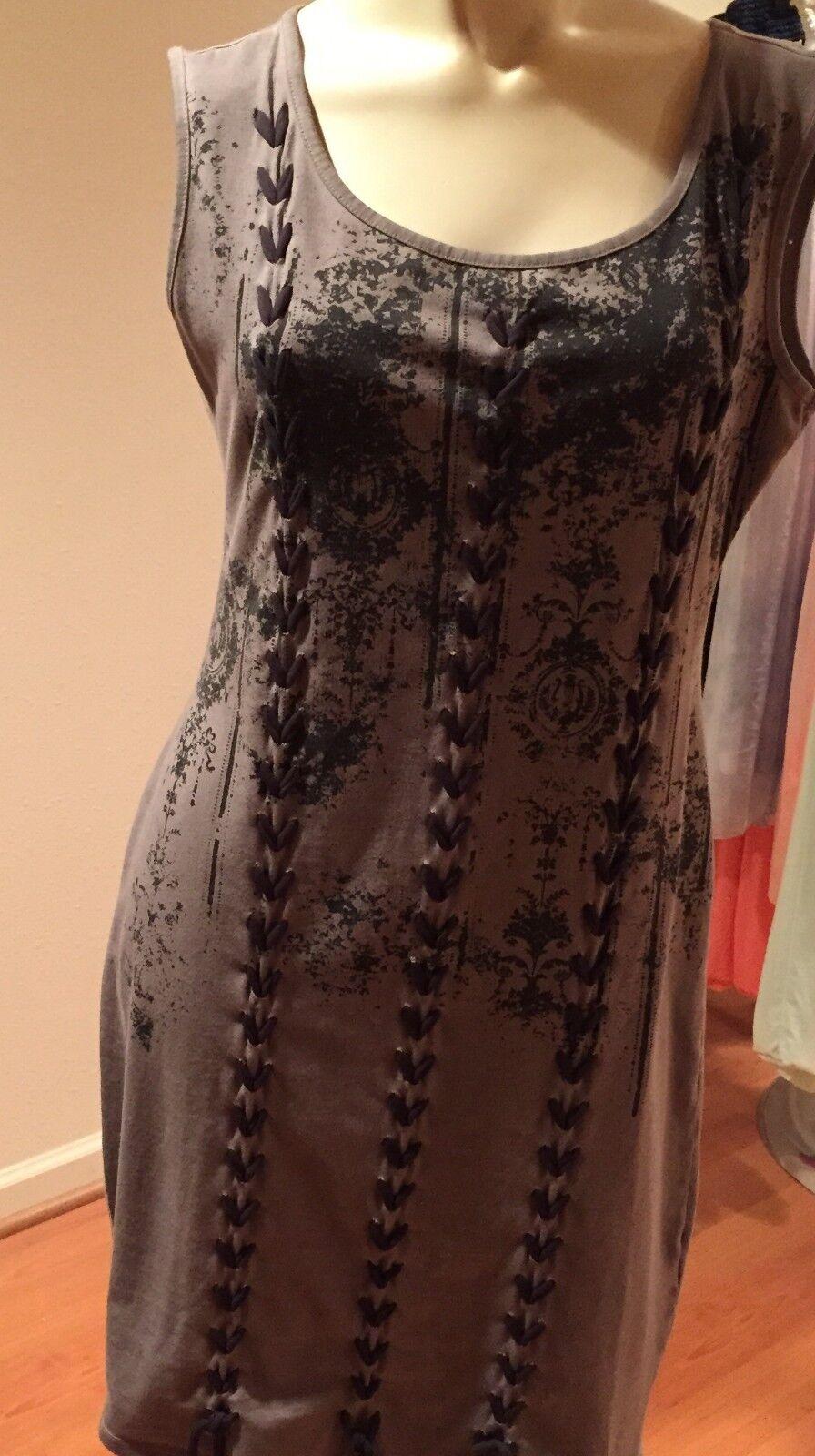 NWT Angels Never Die Sleeveless Strechy Dress, sz. M M M 852a9a