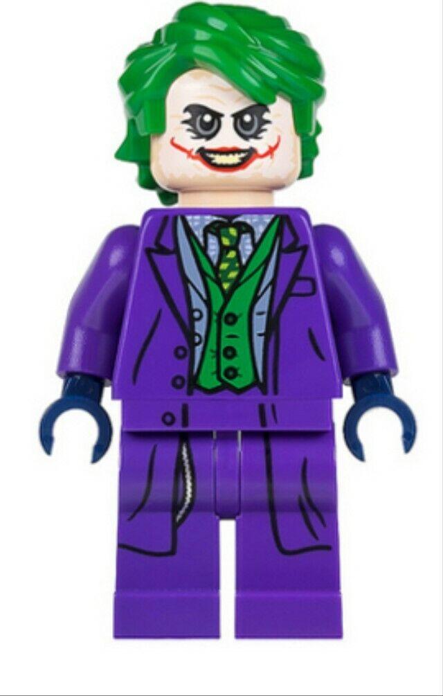 Authentic LEGO LEGO LEGO Super Heroes The Joker sh133 76023 Batman Dark Knight Trilogy 6d5f85