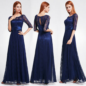 Ever-Pretty-Formal-Long-Sleeve-Prom-Gown-Bridesmaid-Dresses-Evening-Party-08878
