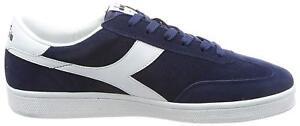 DIADORA-FIELD-GS-scarpe-donna-stan-sportive-smith-sneakers-pelle-running-blu