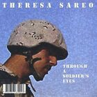 Through a Soldier's Eyes [EP] by Theresa Sareo (CD, 2008, Rocking Chair Records)