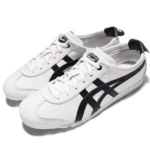 Asics-Onitsuka-Tiger-Mexico-66-White-Black-Leather-Men-Classic-Shoes-D508K-0190