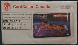 1995-96-MOLSON-INDY-CARD-CALLER-CANADA-50-Phone-Card-Sealed-in-Envelope-RARE