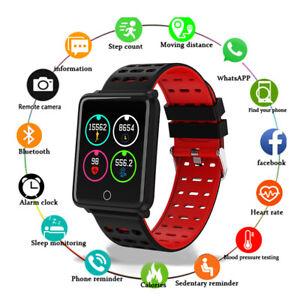 F3 Bluetooth Smart часы сердечный ритм кислород кровяное давление Спорт Фитнес трекер
