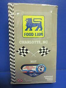 1992 Food Lion Charlotte Nc Nascar Trading Cards Ebay