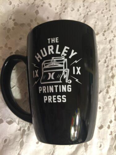 Hurley IX Printing pressGift Coffee Mug