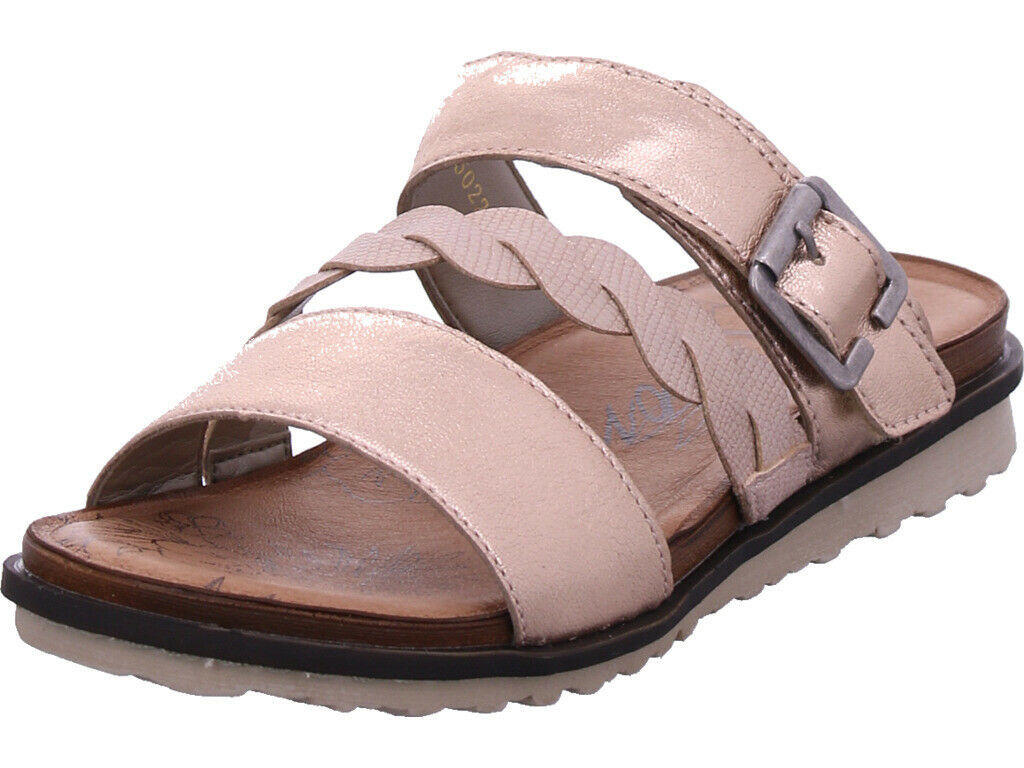 Remonte femmes Mules Sandales Chaussons rouge
