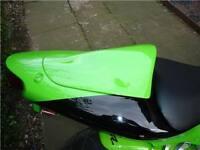 Zx6r seat cowl ninja j1 j2 zx6 636 zzr600 hump pod single seat unit race fairing