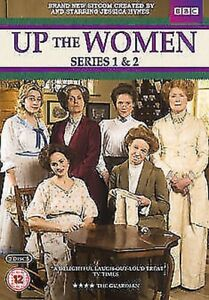 Up-The-Femme-Serie-1-pour-2-Complet-Collection-DVD-Neuf-DVD-BBCDVD3992