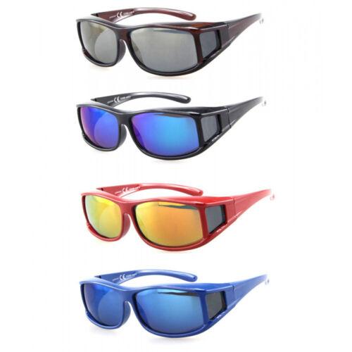 Polarisierte Überzieh Sonnenbrille Überziehbrille Überbrille Fit Over BM5018