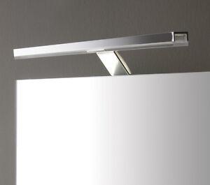 Lampada led per lo specchio da bagno esther s2 l280mm 840lm 5700 k ebay - Lampada led per specchio bagno ...