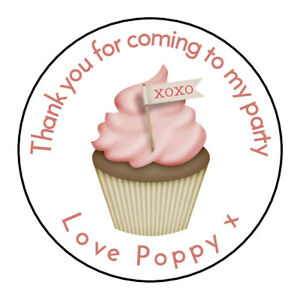 Personalised-Cake-Decorating-Birthday-Party-Thank-You-Stickers-Bag-Sweetie-Cone