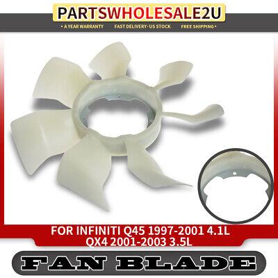 Radiator Cooling Fan Blade for Nissan Pathfinder 2001-2004 Infiniti Q45 QX4 FX45
