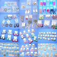 Wholesale Earrings 50 Prs Bulk Lot Costume Jewelry Ship From Us/canada