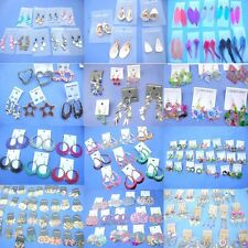 100 pairs wholesale earrings cheap bargain prices bulk lot*Ship From US/Canada*
