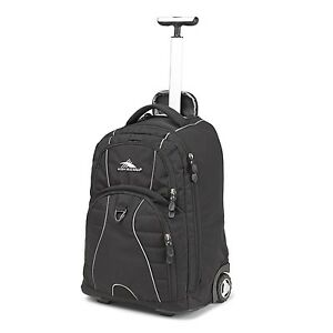 Details About Backpack With Wheels Book Bags For School Laptop Notebook Computer Rolling New