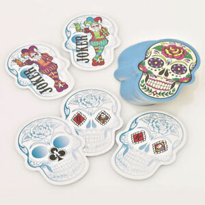 Candy-Skull-Shaped-Playing-Cards-Standard-Size-CSC100