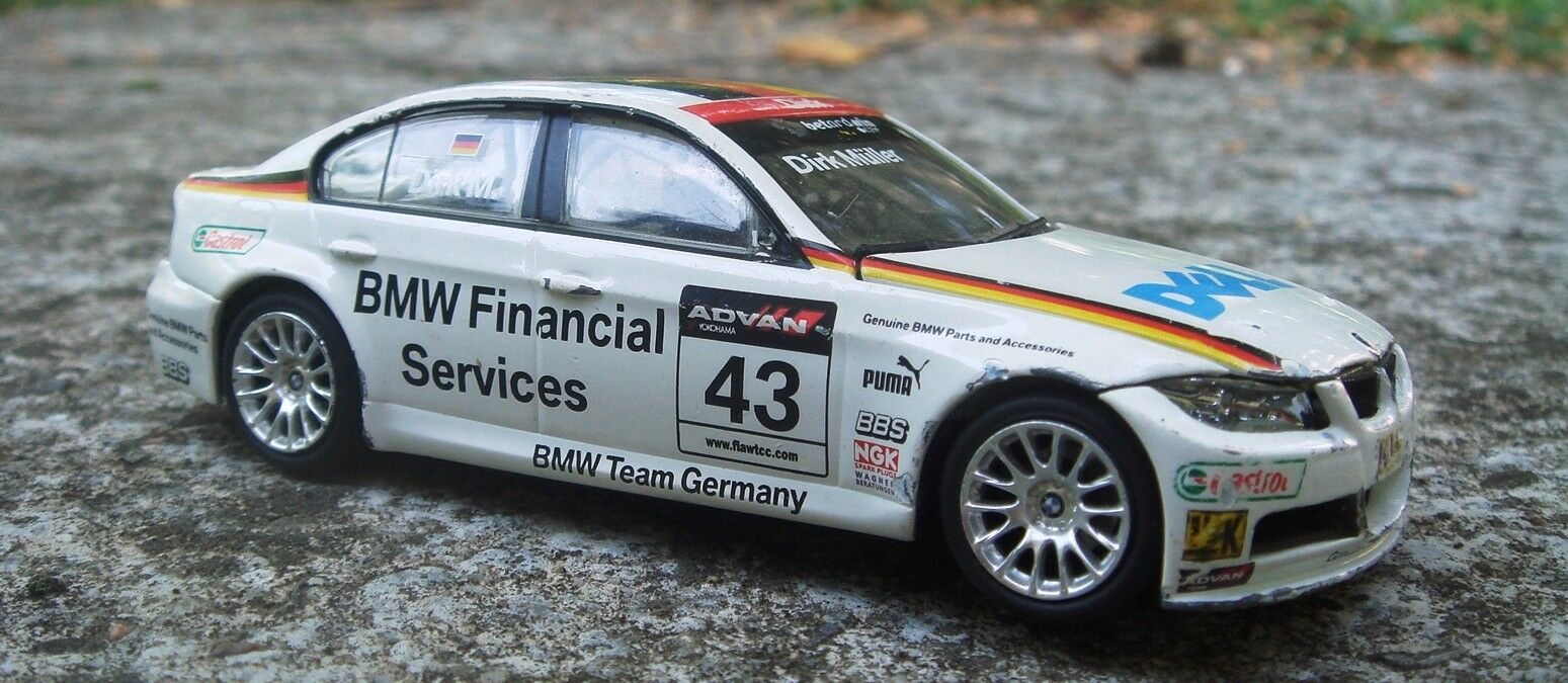 Coleccionables Kyosho BMW 320si WTCC 1 1 1 43 f67f64