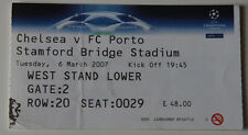 Ticket for collectors CL Arsenal FC - Bayern Munchen 2005 England Germany