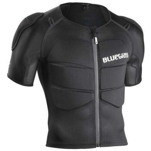 Bluegrass Armour B&S Protektoren Jacke Trinksystem Rücken Schulter Oberkörper