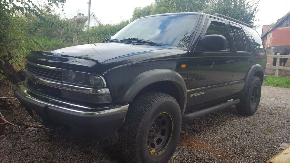 Chevrolet, Blazer, 4,3 4x4