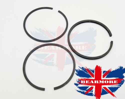 Royal Enfield Bullet 350cc Piston rings set 0.020 Oversize Bore Taille 70.383 mm