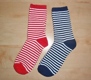 NEW Primark ladies striped socks size UK 4-8