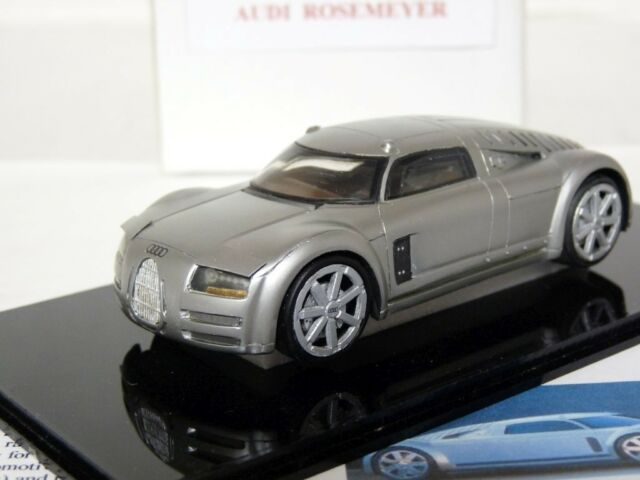 Ban Seng BAN001 1/43 2000 Audi Rosemeyer Concept Handmade Resin Model Car
