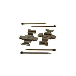 Disc Brake Hardware Kit Front Carlson 13505