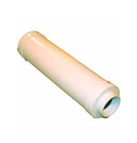 Noise Muffler Silencer Reduction for Central Vacuum Cleaner Exhaust