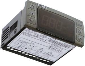 Dixell-Xr60cx-0n0c0-Elektronikregler-12v-Ac-Dc-per-Ntc-Ptc-55-fino-150-C-di