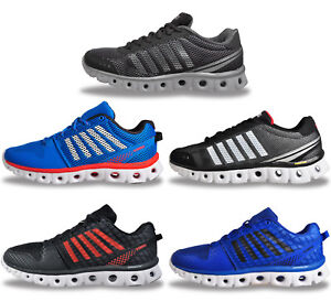 K-Swiss-Mens-Tubes-X-Lite-Memory-Foam-Elite-Running-Shoes-From-24-99-FREE-P-amp-P