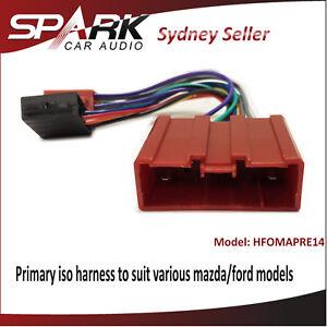 AD-Primary-ISO-Harness-Non-SWC-Adaptor-For-Mazda-323-2001-2004-BJ-II-HFOMAPRE14