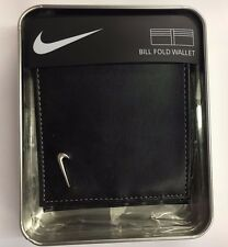 NIKE GOLF MEN'S WALLET BLACK BIFOLD P50095051 63858