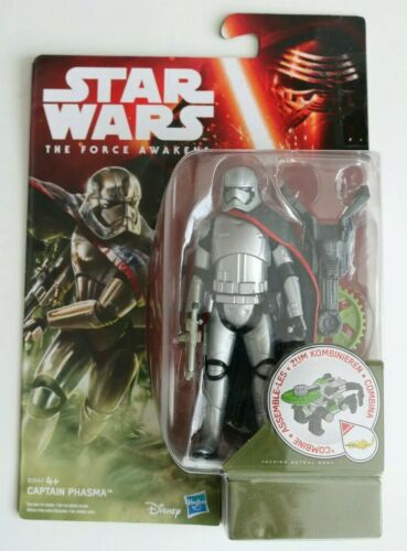 Star Wars The Force Awakens Captain Phasma Hasbro 2015 Action Figure 3.75