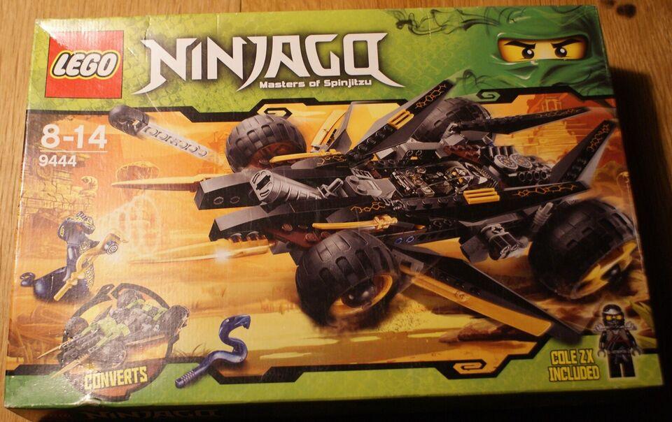 Lego Ninjago, 9444 Cole's Tread Assault