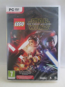 PC-DVD-Rom-Lego-Star-Wars-The-Force-Awakens-NEW-SEALED
