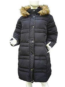4656 Manteau Femme Taille Mi Doudoune Capuche Longue Grande wqSIaq