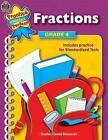 Fractions Grade 4 by Teacher Created Resources (Paperback / softback, 2002)