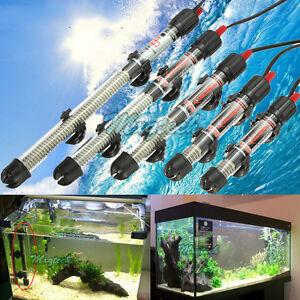 Water-Heater-Fish-Tank-Adjustable-25-50-100-200-300-Pretty-Aquarium