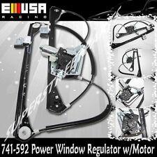 Front Left Driver Power Window Regulator for 02-07 Buick Pendezvous 741-592