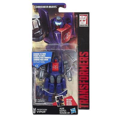 Transformers Generations Combiner Wars 2015 Wave 3 Legends #Viper