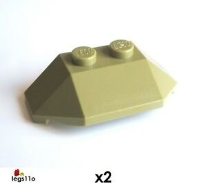 Image is loading LEGO-Wedge-Triple-Slope-2X4-Pack-of-2-