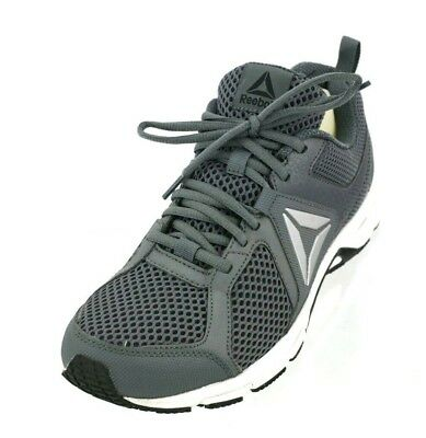 Reebok Endless Road DV9238 Mens Gray Mesh Athletic Lace Up Running Shoes